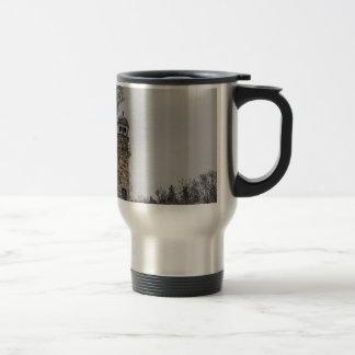 winterlighthouse mug