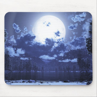 Wintermoon Mousepad