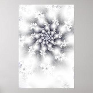 Winternacht Poster