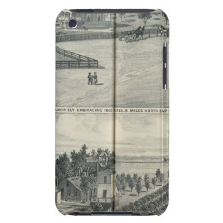 Winters area residences, farms iPod touch case