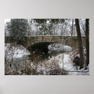 Winter's Bridge Poster