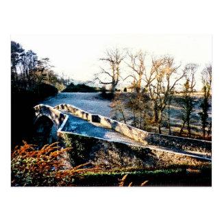Winters Brig o' Doon Postcard