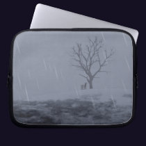 Winter's Chill Laptop Sleeve