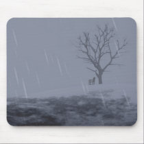 Winter's Chill Mousepad