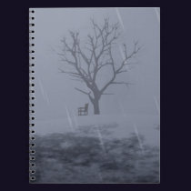 Winter's Chill Notebook