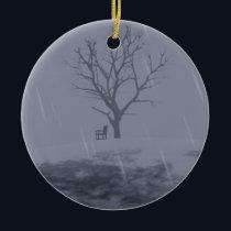 Winter's Chill Ornament