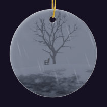 Winter's Chill Ornament