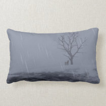 Winter's Chill Pillow