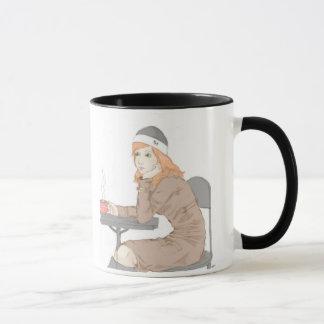 Winter's Cocoa Mug