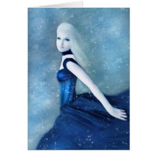 Winters Dream Card