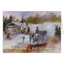 Winter's Dream Card