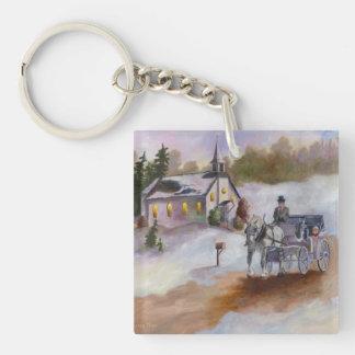 Winter's Dream Keychain