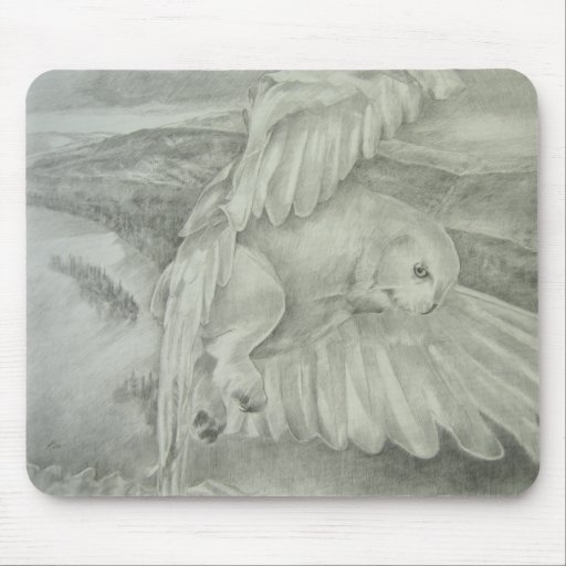 'Winter's Dream' Mouse Pad