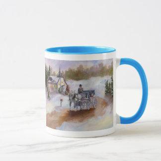 Winters Dream mug