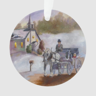 Winter's Dream Ornament