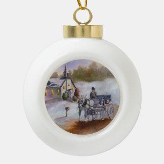 Winter's Dream Ornaments