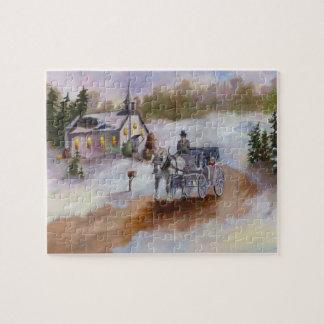 Winter's Dream Puzzle