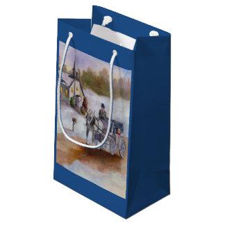 Winter's Dream Small Gift Bag