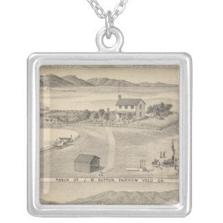 Winters Dutton ranch Necklace