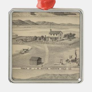 Winters Dutton ranch Ornament