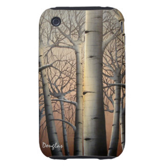 """""""Winters Embrace"""" iPhone 3 Tough Covers"""