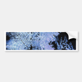 Winter's Eve Bumper Sticker