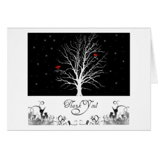 Winter's Eve Card