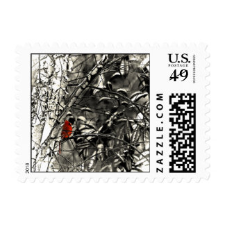 Winter's Fire Postage