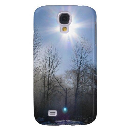 Winter's Glow Galaxy S4 Covers