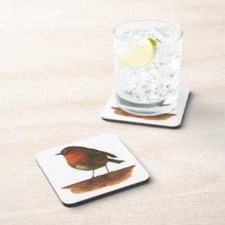Winter's Herald Beverage Coaster