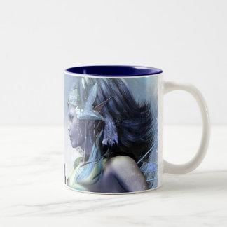 Winter's Kiss Mug Two-Tone Mug