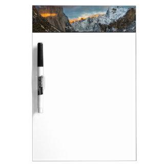 Winter's Mark Dry Erase Board