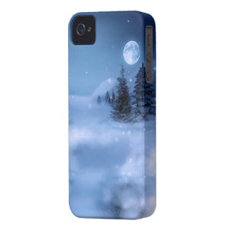 Winter's Night Case-Mate iPhone 4 Case