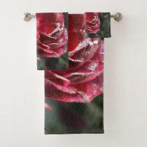 Winter's Parting Gift Bath Towel Set