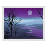 Winter's Slumber Poster