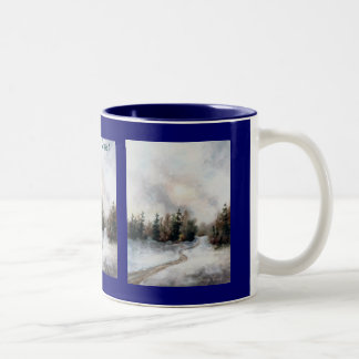 Winters Sunset Mug