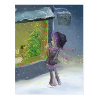 Winters Toys Postcard