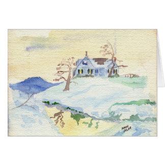 winterscene cards