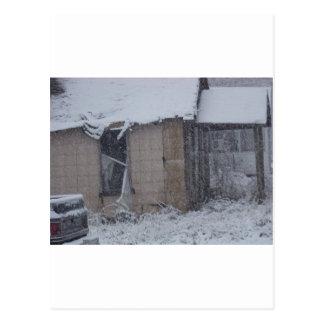 winterstorm2010 (casa vieja) postal
