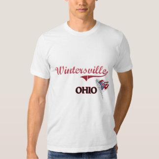 Wintersville Ohio City Classic T Shirt