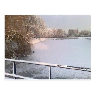 winterview Amsterdam Geuzenveld.jpg Post Cards