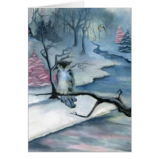 Winterwood Greeting Card