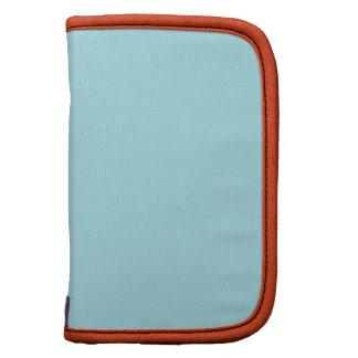 Wintery Blue Mandarin Premium Monochrome Folio Planner