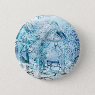 WINTERY BUTTON