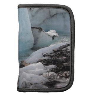 Wintery ice and snow - Glacier River Organizers