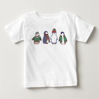 Wintery Penguins T-Shirt
