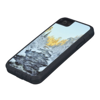 Wintery Stream Cover For iPhone 5