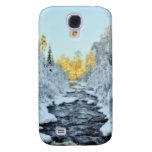 Wintery Stream Samsung Galaxy S4 Cases