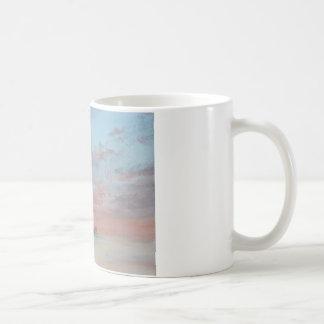 Wintery Sunrise Coffee Mugs