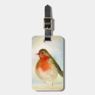 Wintry 2011 luggage tag